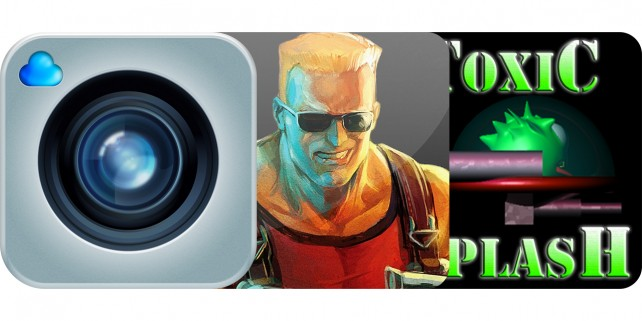 Today's Best Apps: CloudCam, Duke Nukem 2 And Toxic Splash