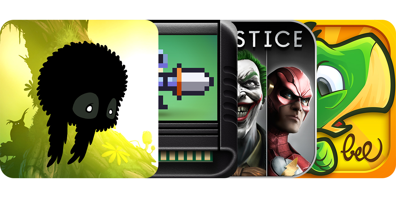 Today's Best Apps: Badland, Slayin, Injustice: Gods Among Us And More
