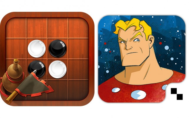 Today's Best Apps: Reversi King And Flash Gordon Asteroids