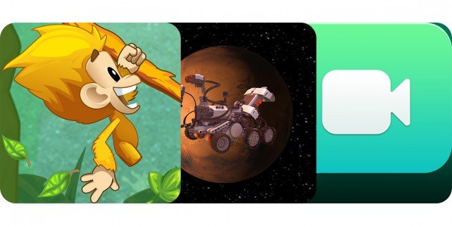 Today's Best Apps: Benji Bananas HD, MARS Finder And Gifstory
