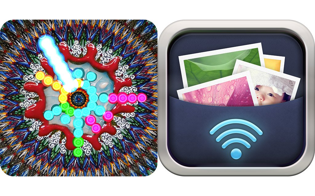 Today's Best Apps: Floris And Transfr