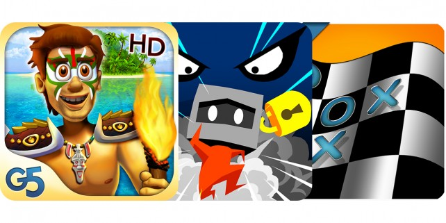 Today's Best Apps: Youda Survivor 2, Mr. Runner 2: The Masks And Tactical
