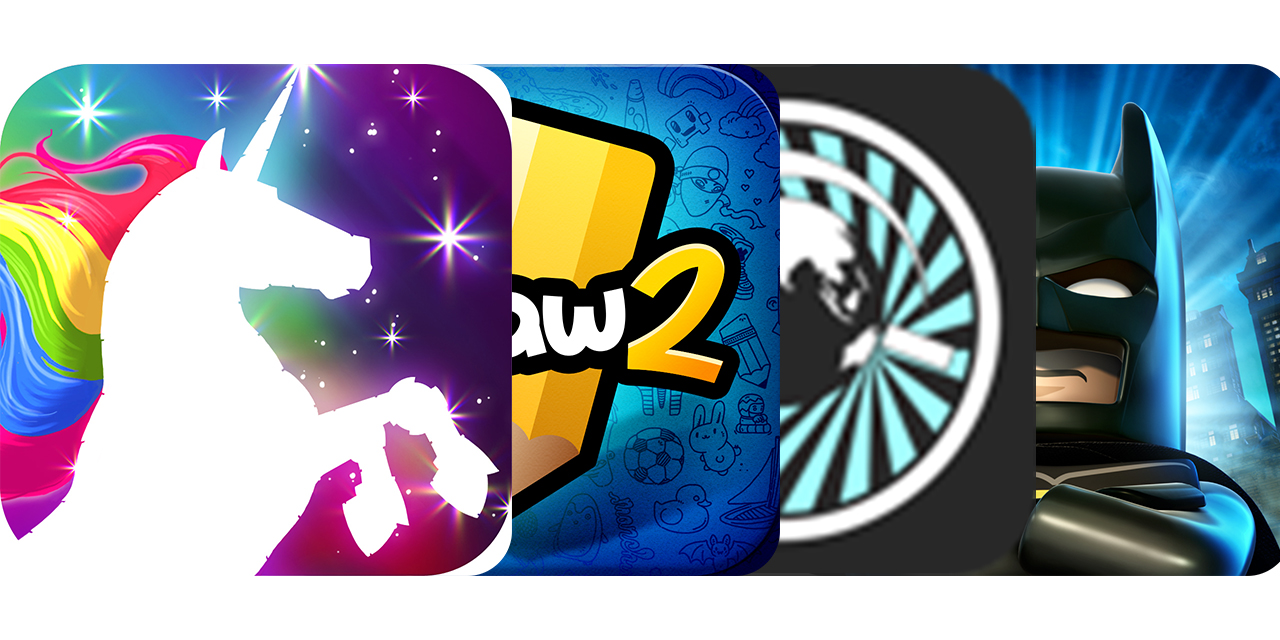 Today's Best Apps: Robot Unicorn Attack 2, Draw Something 2, Orbitron And More