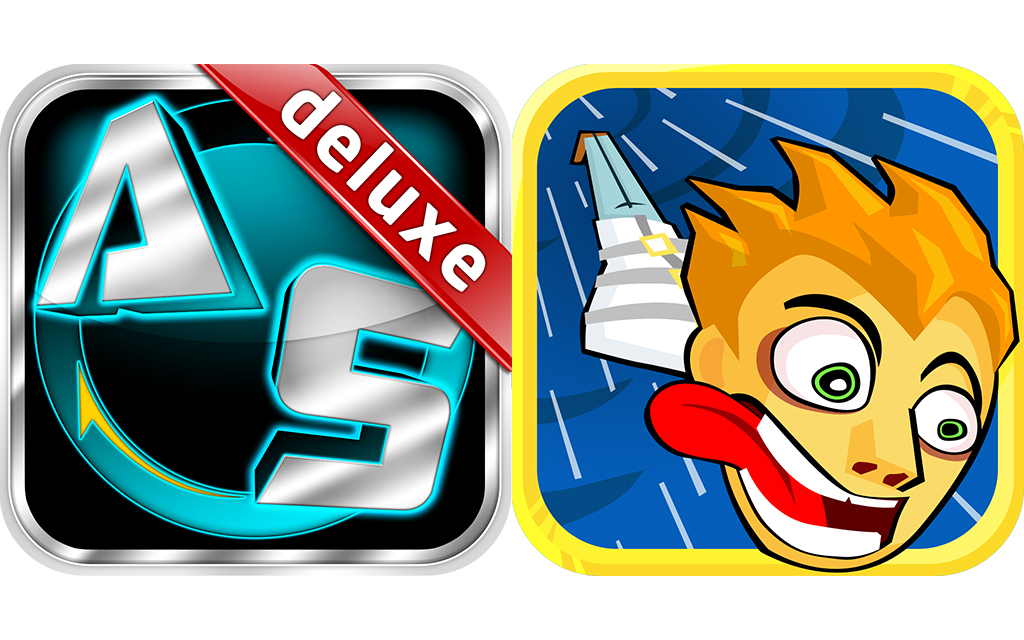 Today's Best Apps: AlphaSwap Deluxe And Madman Drop