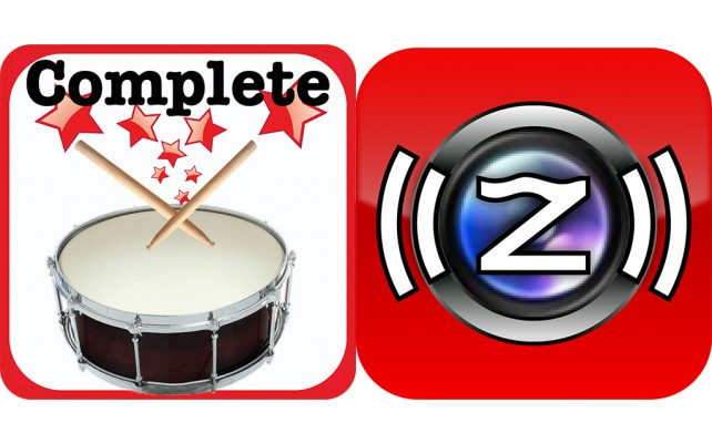 Today's Best Apps: Drums Complete With Beats And ZeroShake