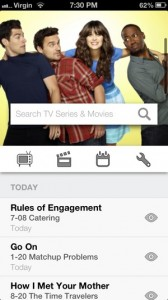 Television Tracking App tvQ Gets Major Overhaul, Adds iPad Support