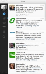 Twitter Finally Updates Its Native Mac Client With Retina Support And More