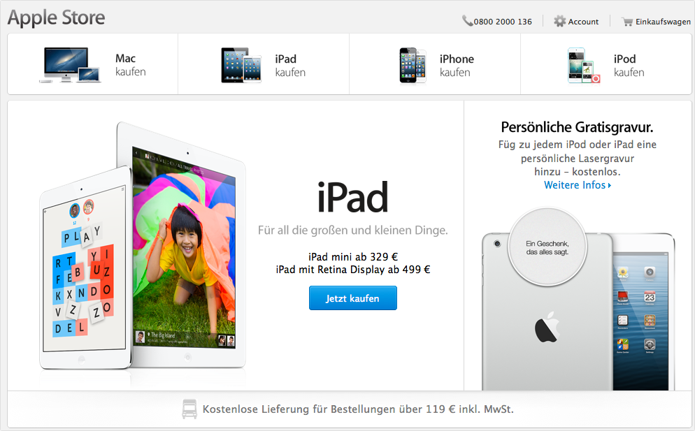 Apple Is Now Offering PayPal As A Payment Option In One Online Store