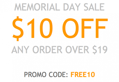ZooGue Is Offering A Special Memorial Day Sale