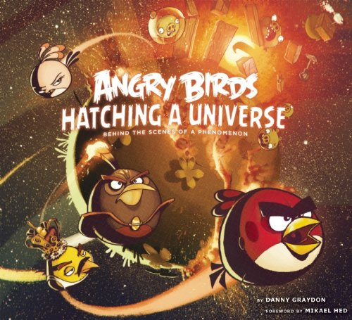 First Came The Soda, Now Rovio Launches An Angry Birds Book