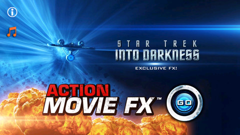 Boldly Shoot Scenes With Action Movie FX's New 'Star Trek Into Darkness' Effects