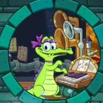 Meet Allie The Music-Loving Gator In Hit Physics-Based Puzzler Where's My Water?