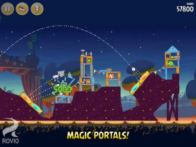 Abra-Ca-Bacon, AllakaBAM! Angry Birds Seasons' Magical Update Has Arrived
