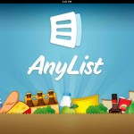 Popular Grocery List App AnyList Goes Universal With Full iPad Support