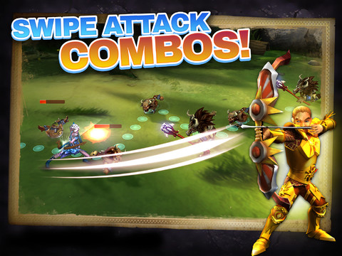Zynga Charges Into The Classic Arcade Action Arena With Battlestone