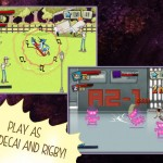 Battle Aliens And Monsters In Cartoon Network's Best Park In The Universe - Regular Show