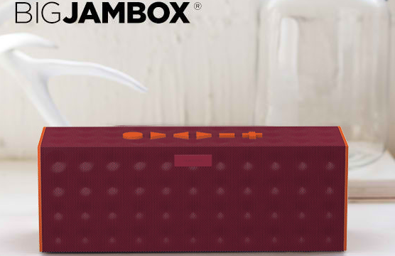 You Can Now Show Your True Colors With Jawbone's Customizable Big Jambox