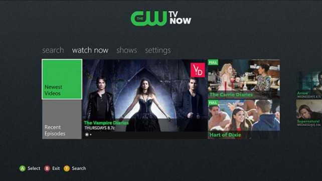 The CW Set To Launch First Ever Network Television App On Apple TV