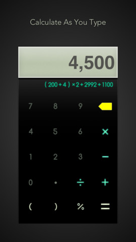 Latest Update To Smart Calculator App Calzy Adds New Enhancements