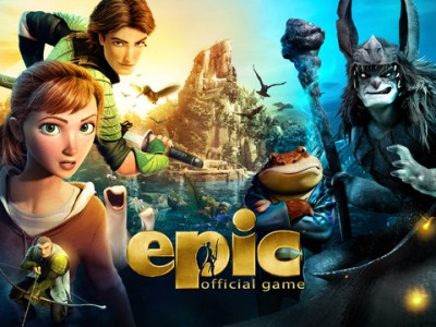 Gameloft's Newest iOS Release Promises To Be - Wait For It - Epic