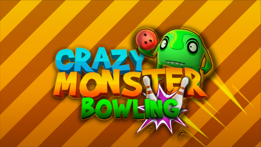 Crazy Monster Bowling Offers A Fun, Monster-Inhabited Bowling Experience