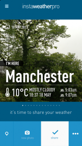 InstaWeather Pro Receives Huge Update: Adds New Design And More
