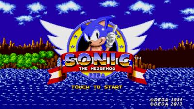 Original Sonic The Hedgehog App Gains Huge Improvements In New Update