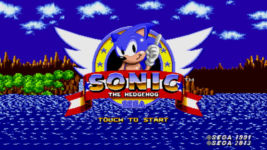 Original Sonic The Hedgehog App Gains Huge Improvements In New Update