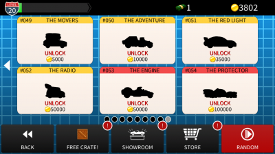 Extreme Road Trip 2 Update Brings New Cars, Makes Bug Fixes
