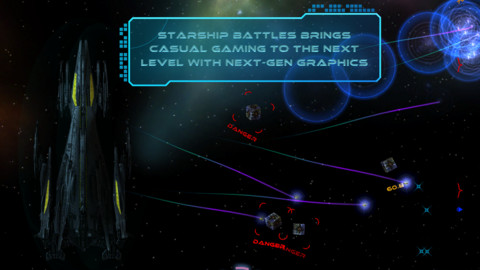 Blast Off Into Space And Defend The Galaxy In Starship Battles