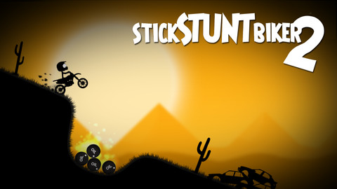 Grab Your Helmet: Stick Stunt Biker 2 Races Into The App Store