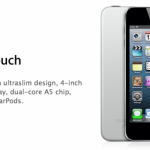 First Video Of Apple's New iPod touch Hits The Web