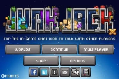 Pixbits To Launch Junk Jack X In The App Store Later This Year