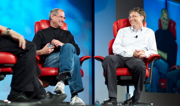 Microsoft Co-Founder Bill Gates Discusses Steve Jobs In Recent Interview