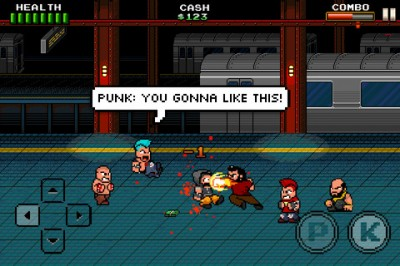Embark Upon A Roaring Rampage Of Revenge In Trigger City For iPhone