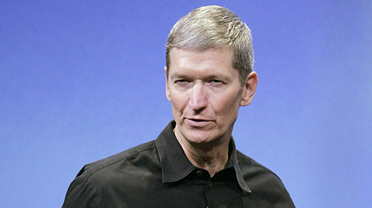 Tim Cook's CharityBuzz Auction Ends With A Winning Bid Of $610,000