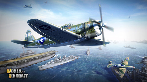 World War II-Themed MMOG World Of Aircraft Flies Into The App Store
