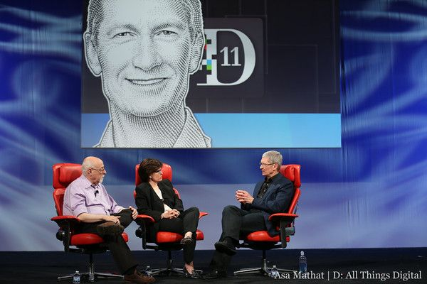 Tim Cook's D11 Interview: The Full Video Hits The Web