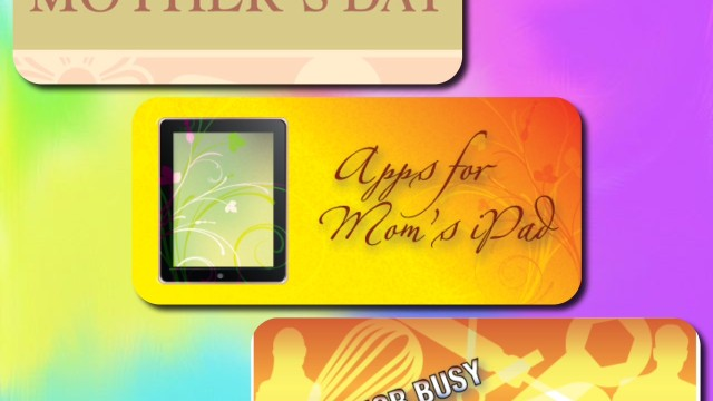 Mother's Day AppList Roundup