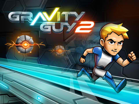 Does Gravity Guy 2 Offer Even More Gravity-Flipping Gaming Goodness?