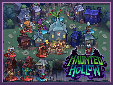 Haunted Hollow Materializes Yet Again In The App Store Following Premature Release