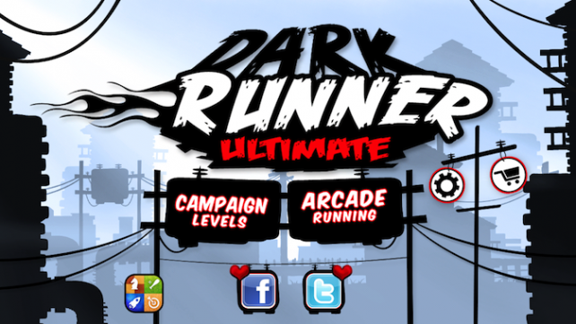 Quirky App Of The Day: Action Meets Endless Runner In Dark Runner Ultimate