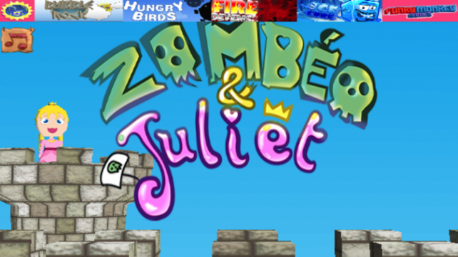Quirky App Of The Day: Find A Disturbing Sort Of Love In Zombeo And Juliet