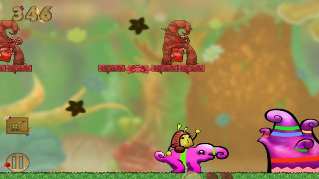 Help The Lifelings Get Their Forest Back In Yam Yam: Puzzle Guardians