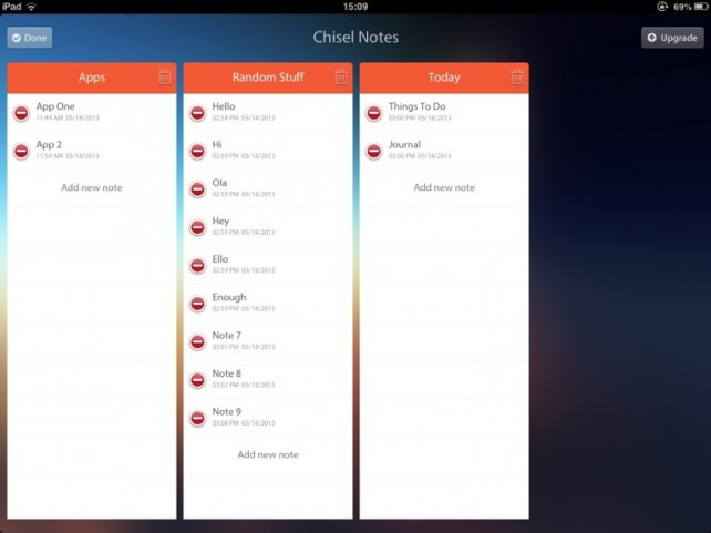 Chisel Could Be The Only Note-Taking App You'll Ever Need