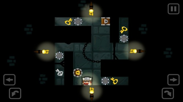See How Fast You Can Escape In Little Viking Dungeon Of Doom