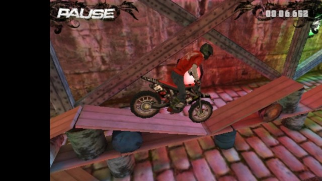 See How Quickly You Can Get To The Other Side In Dirt Bike Evo