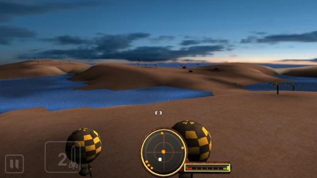 Use Your War Balloon To Save Your Island In Balloon Gunner 3D