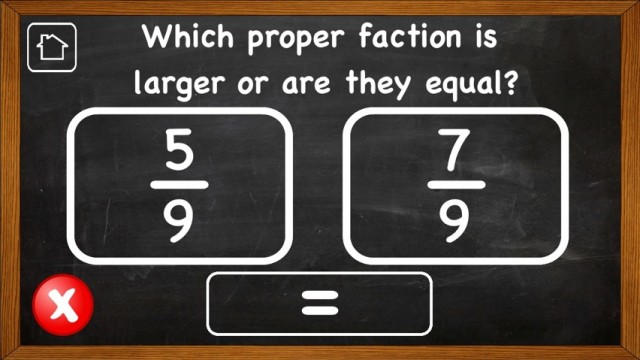 This App Gives You A Fun Way To Improve Your Abilities With Fractions