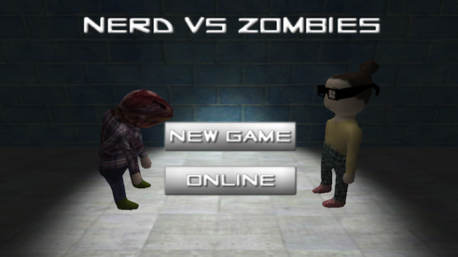 Quirky App Of The Day: Bullies And Undead Beware In Bad Nerd Vs Zombies